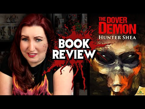 THE DOVER DEMON (2015) | Book Review – Horror Sci-Fi Novel
