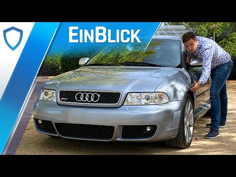 Audi RS4 B5 (2001) - Was ist denn mit dem Kombi los? | Test & Review