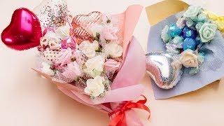 With Love! Candy Bouquet たくさんの大好きをつめこんで♡思いが伝わるキャンディブーケ♪