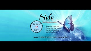 Explaining Solo Tantra 1