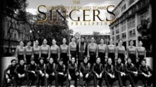 PRAYER OF ST. FRANCIS - UST SINGERS