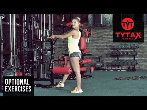 TYTAX® T1-X (Opt. GP) | Lever Standing Hip Adduction