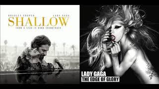 Lady Gaga, Bradley Cooper - Shallow / The Edge Of Glory (Mashup)