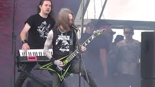 Children of Bodom Needled 24 7 Knotfest México 2017