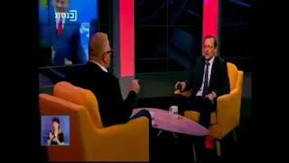 Moshe Feiglin on Gaza on Knesset Channel