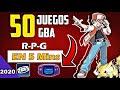 Top 50 Juegos De La Gameboy Advance Rpg En 5 Minutos