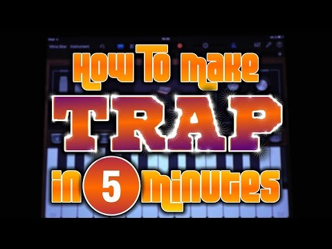 Download How To Make Trap In Garageband In 5 Minutes Ipad