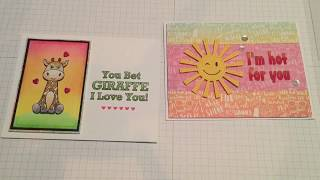 Printing Unique Sentiments For Cards