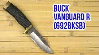 Buck Vanguard R (692BKSB) - відео 1