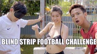BLIND STRIP FOOTBALL CHALLENGE