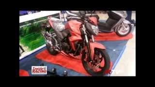 Inside RACING: 2013 SYM T2 250i Walkaround