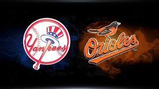 💥Game 127 STREAMING THE NEW YORK YANKEES vs THE BALTIMORE ORIOLES LIVE REACTION AUGUST 24, 2018