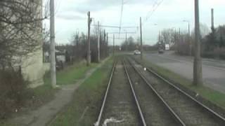 preview picture of video 'Tramwaje Częstochowa linia 1 cz.IV'