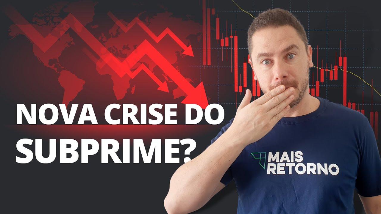 VÍDEO: Entenda a relação entre 'subprime' e a crise imobiliária, da Evergrande, na China
