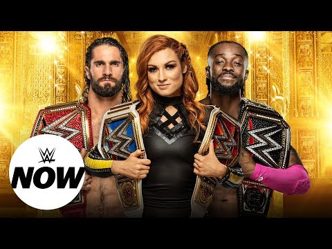 Live WWE Money in the Bank 2019 preview: WWE Now