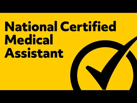 National Certified Medical Assistant (Practice Test) - YouTube