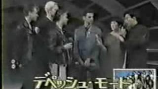 Depeche Mode A Question Of Lust Japanese TV 1986