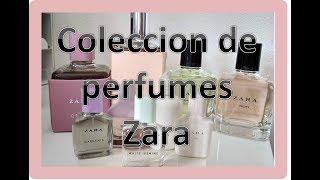 Mi Colección de perfumes  zara y sus dupes