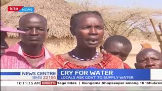 Lack of water poses security threat in Turkana West