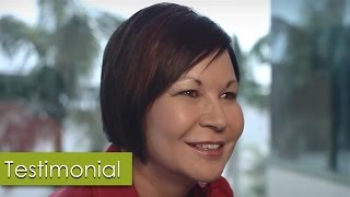 Dr. Ross Clevens Patient, Mary, Gives Advice on Weekend Necklift