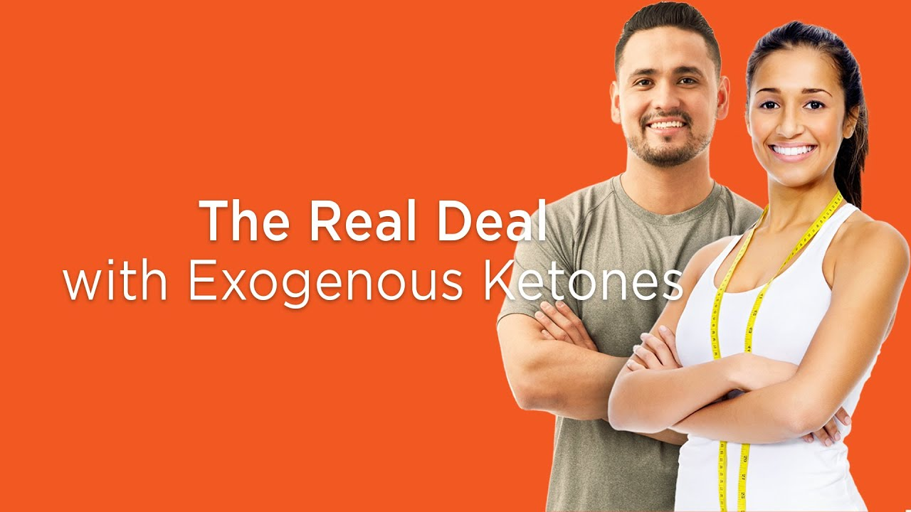 The Real Deal with Exogenous Ketones