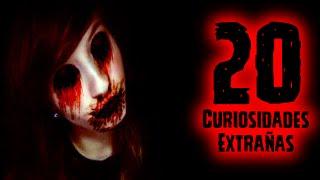 Tops 20: 20 Curiosidades Extrañas De Zalgo