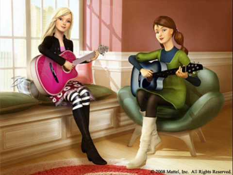 Barbie i Teresa  - Dwa Serca