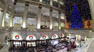 2015 Wanamaker Organ - Christmas in the Grand Tradition Concert - 12/11/2015
