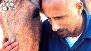 THE MUSTANG Trailer NEW (2019) - Matthias Schoenaerts Horse Training Drama