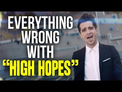 "Everything Wrong With Panic! At The Disco - ""High Hopes"" Mp3"