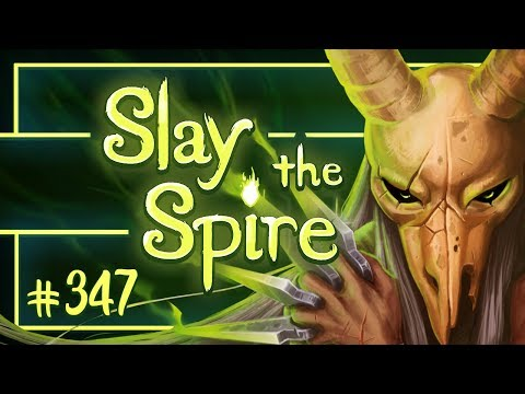 Let's Play Slay the Spire: Random Cards & Costs | 26/3/20 - Episode 347