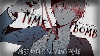 Nightcore ↬ Timebomb [NV]