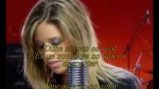 ANNA CARINA - dime si esto es amor Lyrics