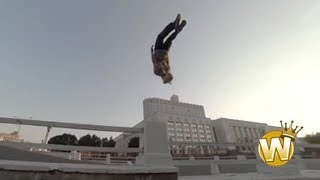 Epic Parkour and Freerunning