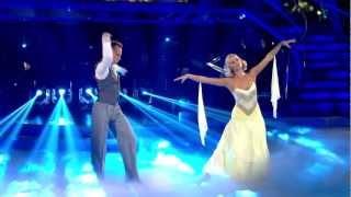 Denise van Outen & James Jordan - Waltz - Week 1 - Strictly Come Dancing 2012