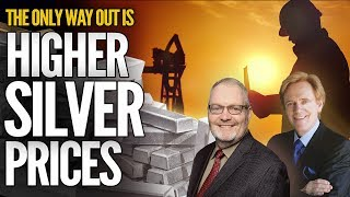 Why A Higher Silver Price is Going To Stun Markets - Mike Maloney & Jeff Clark
