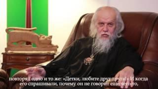 Епископ Пантелеимон. В чём смысл жизни