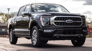 2021 Ford F-150 Platinum Review!