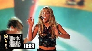 Britney Spears   ...Baby One More Time (Live From World Music Awards 1999)