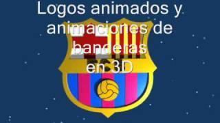 FC Barcelona - Himno, Salvapantallas, Fondos De Pantallas Y Calendarios En 3D