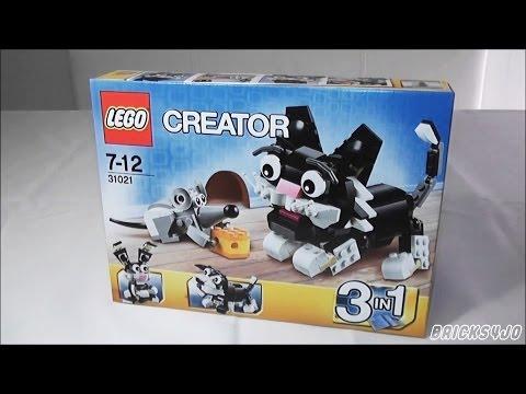 LEGO 31021 Creator Katze und Maus - Review deutsch -