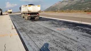 ADFORS GlasGrid - Dubrovnik airport