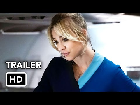 The Flight Attendant Trailer (HD) Kaley Cuoco HBO Max series