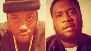 "Meek Mill Responds to Diss Song by AR-AB. ""They Gas Ppl to Throw Their Lives Away"""