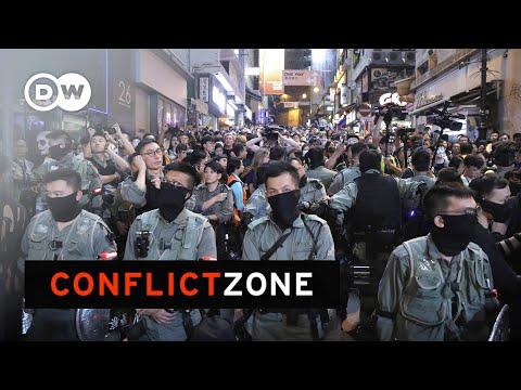 Hong Kong police legitimacy draining away as clashes escalate