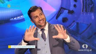 My Living    Episodi 8Sezoni 8  Lorik Cana Jashte Futbollit