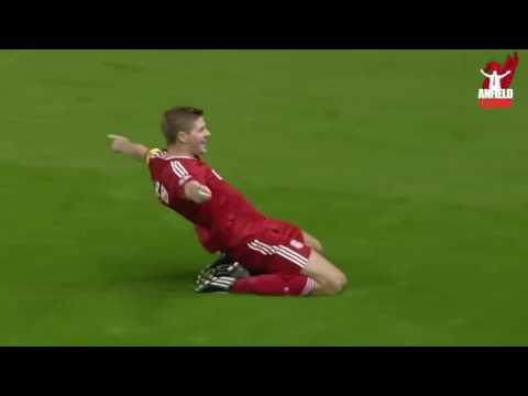 Steven Gerrard - Most important goals ever HD (English Comment)