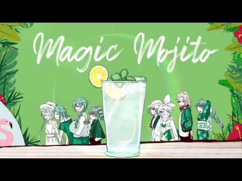 【VOCARAP】Magic Mojito 【Torero&夜行梅&Mayrock】