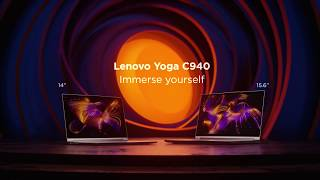 YouTube Video V9opu3-GrWU for Product Lenovo Yoga C940 C940-14IIL(14-in) & C940-15IRH (15.6-in) 2-in-1 Laptops by Company Lenovo in Industry Computers