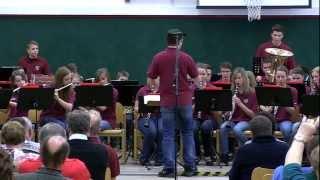 preview picture of video 'Jugendblasmusik Wettbewerb Obersiebenbrunn 17.03.2013'